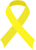 Yellow Ribbon for Suicide Awareness and Prevention