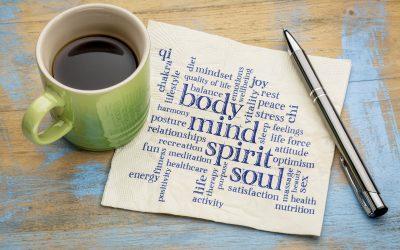 Tips on Balancing Mind, Body & Spirit